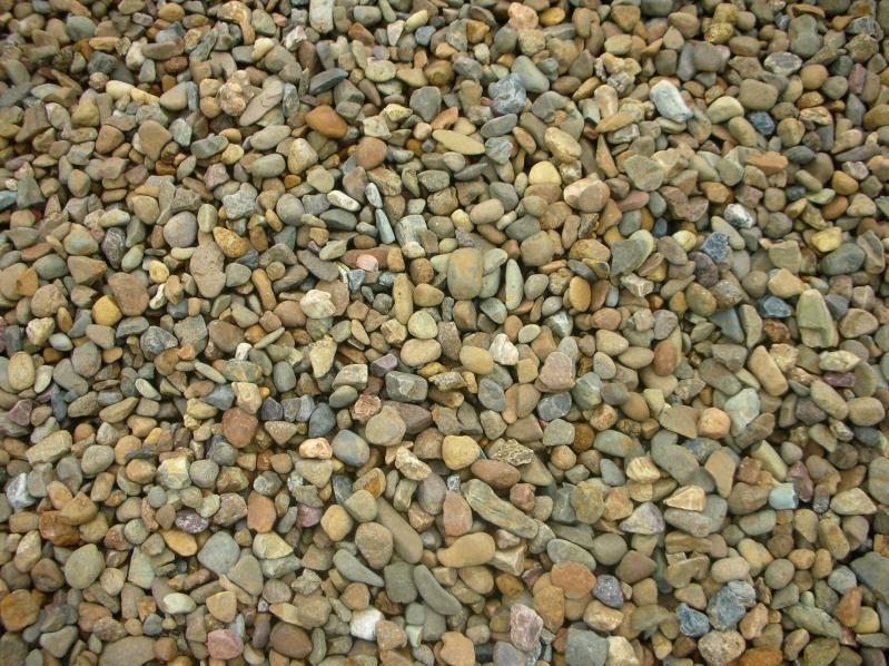 20mm Mixed River Gravel - 1m3 Bulka Bag