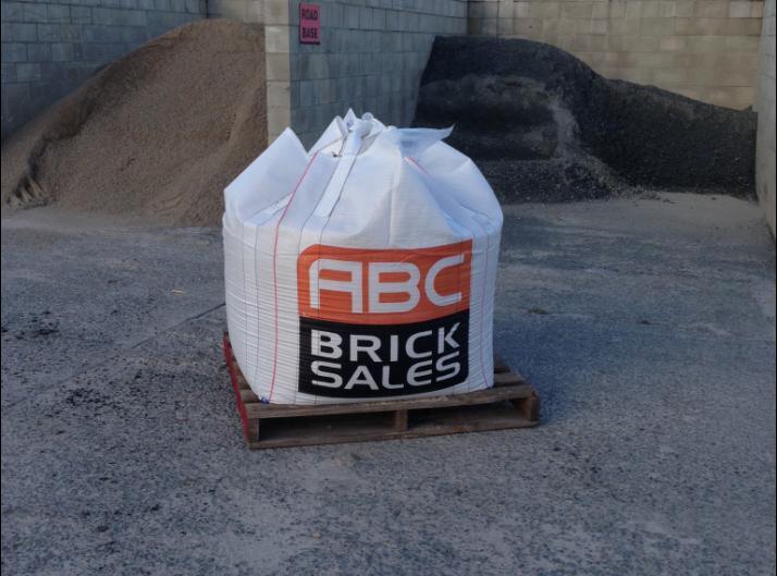 50/50 Brickies Loam  - 1m3 Bulka Bag