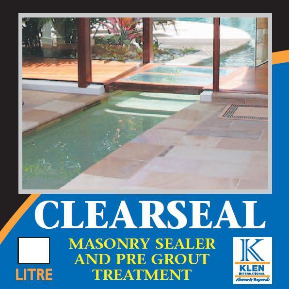 Environex Clear Seal - Pre Seal (previously Klen) 5 Litre