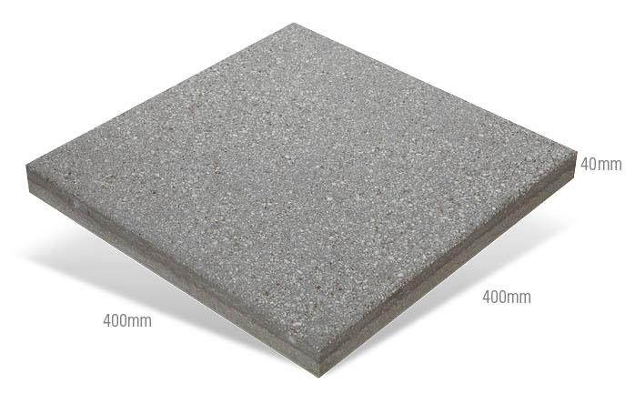 Adbri Masonry Euro Stone 400x400x40mm Pavers