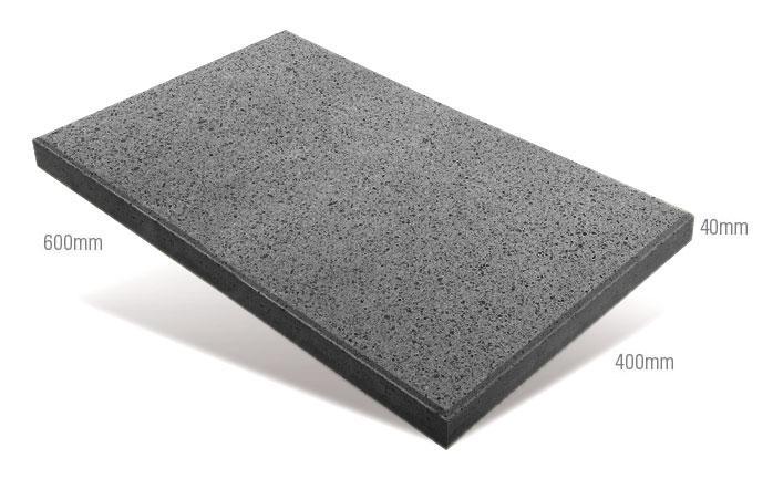 Adbri Masonry Euro Stone 600x400x40mm Pavers