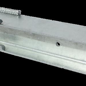 Aussie Concrete Galvanised Steel H Posts 3950mm
