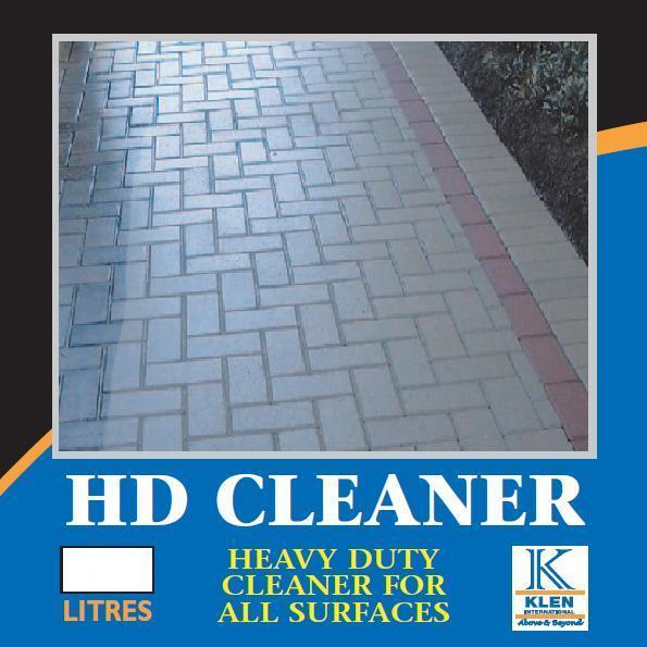 Environex HD Cleaner - Alkaline Cleaner (previously Klen) 5 Litre