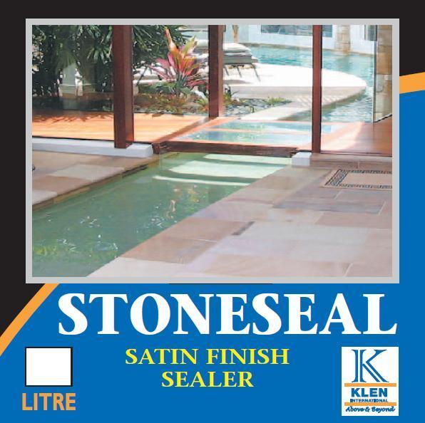 Environex Stoneseal Sealer - Satin Finish (previously Klen)