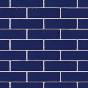 AUSTRAL BRICKS BURLESQUE SMASHING BLUE DOUBLE HEADER (SOLD IN FULL PACKS OF 512 ONLY)