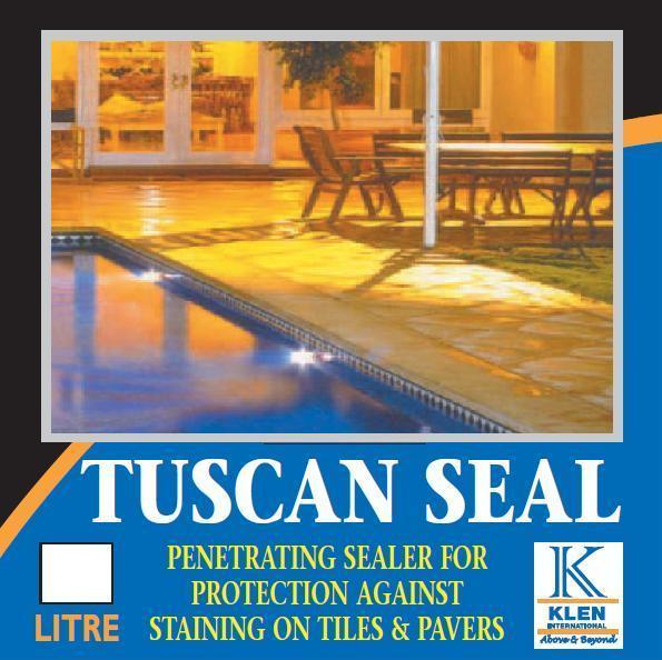 Environex Tuscan Seal Sealer - Penetrating Sealer (previously Klen) 4 Litre