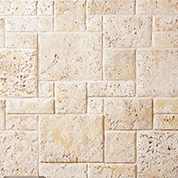 Cultured Stone Coral Stone Random Feature Wall