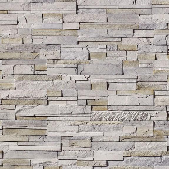 Cultured Stone Pro-Fit Ledgestone Random Feature Wall